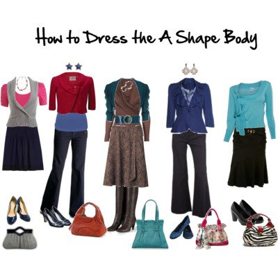 How to Dress the A (Pear) Shaped Body