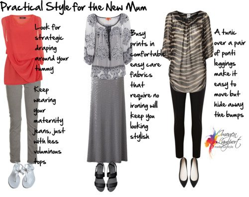 Practical Style Tips for the New Mum