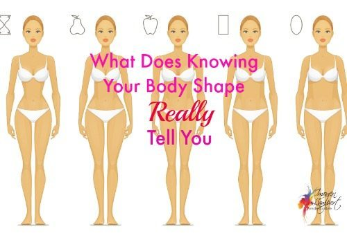 what does knowing your body shape really tell you