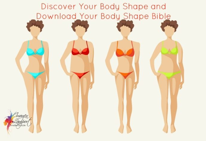 Discover your body shape and download your printable body shape bible here - Inside Out Style