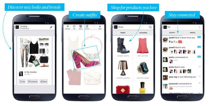 Review of wardrobing apps