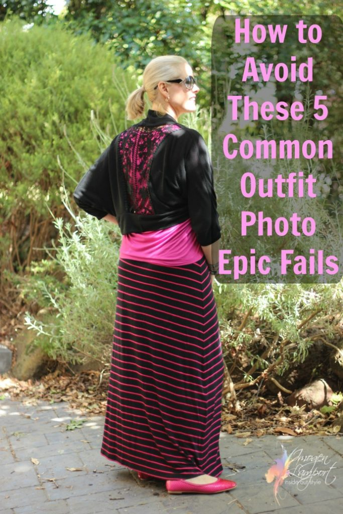 Inside Out Style: 5 common outfit photo fails to avoid
