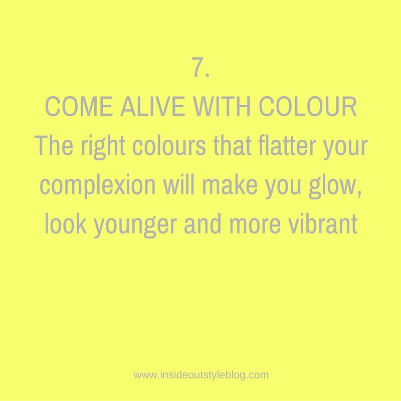 COME ALIVE WITH COLOUR