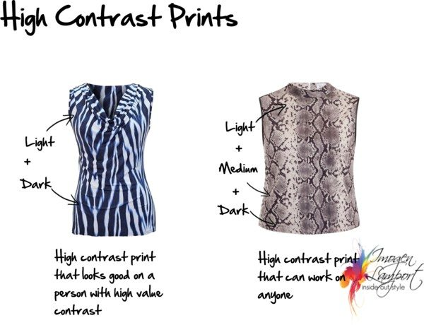 High Contrast Print Tips