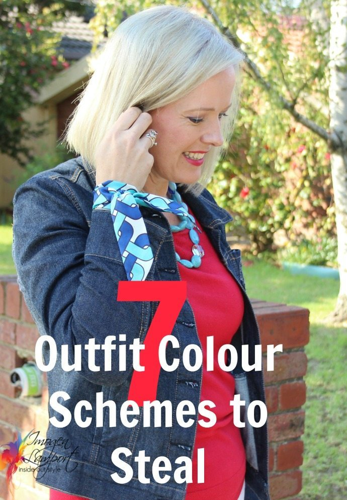7 outfit colour schemes to steal