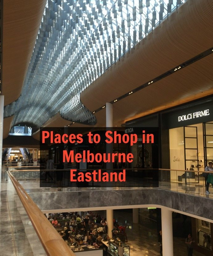 Eastland Shopping centre Ringwood - Melbourne